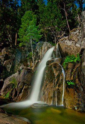 Creamy Chilnualna Falls